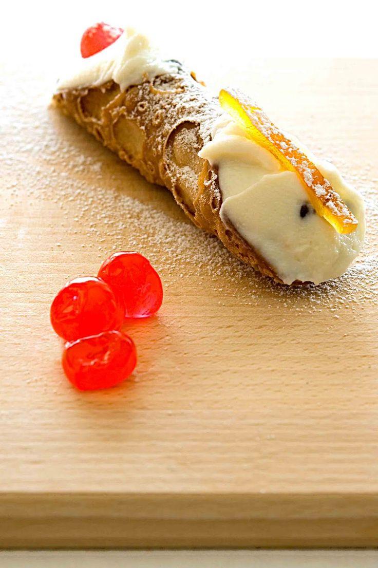 I cannoli siciliani – Kitchenqb