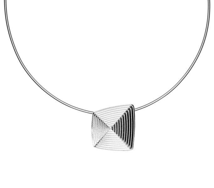 Ritva Liisa Pohjalainen - Domus (pendant) NordicJewel.com
