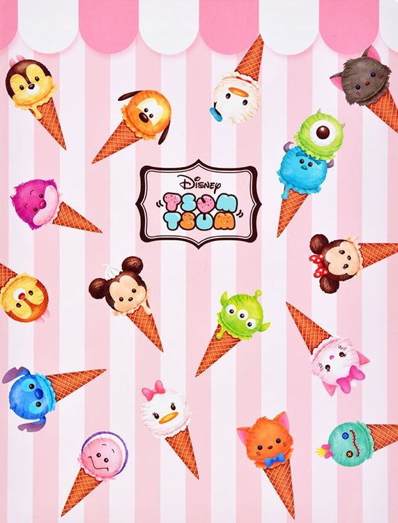 Queen of the Tsum tsum — tinkeperi: Disney Japan:)