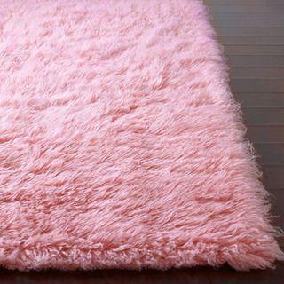 handwoven alexa flokati wool shag rug 3u0027 x 5u0027