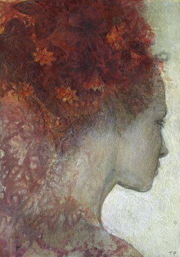 Paintings by Tifenn Python, NY