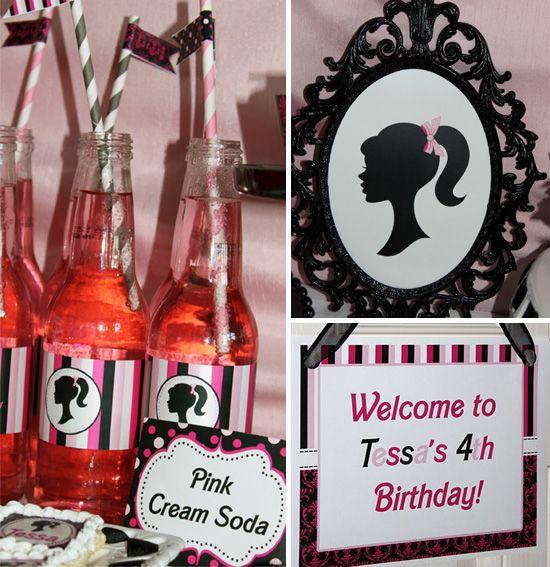 Loving the pink cream soda!