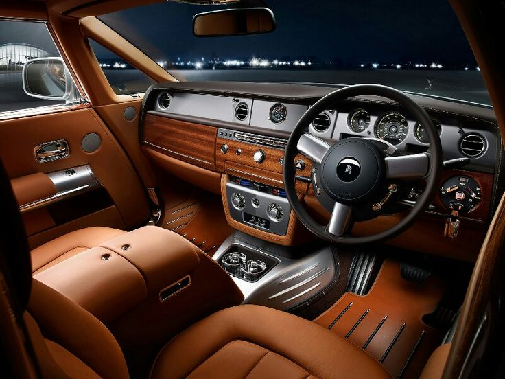 Rolls Royce Phantom Suv Interior Design My Dream Cars