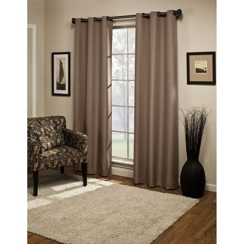 Cocoa Window and Grommets
