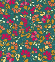Keepsake Calico Fabric-Kennedy'S Garden, , hi-res