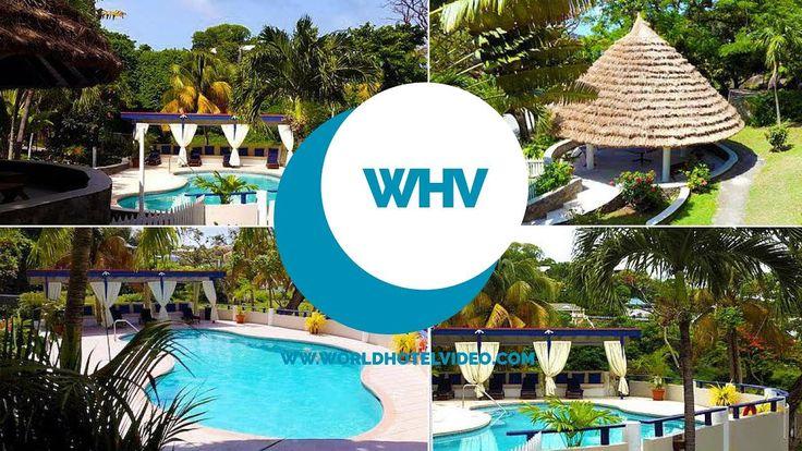 Blue Lagoon Hotel and Marina Ltd in Kingstown Saint Vincent & Grenadines (Caribbean) https://youtu.be/65Cvxnqe8HQ