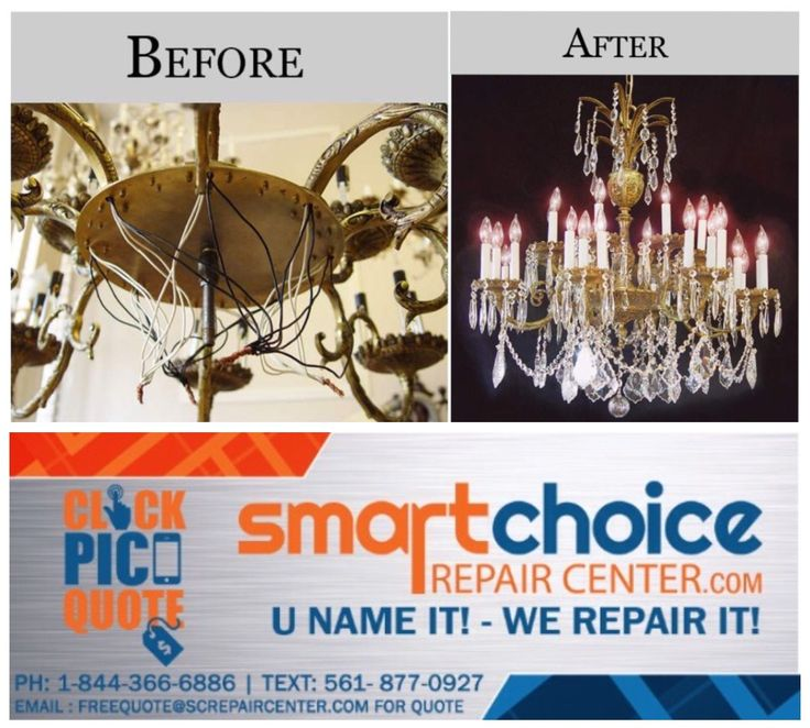 11 best chandelier repair images on pinterest 1 chandelier and we repair and restore all types of chandeliers from rusting peeling to rewiring aloadofball Images