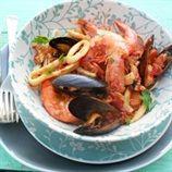 Seafood linguine   Food24
