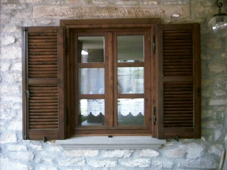 La finestra in legno | LegnoArchitettura