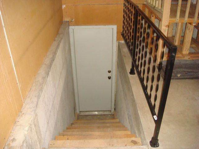 18 best basement entry images on pinterest attic for Basement access from garage
