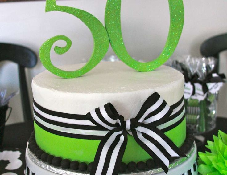 """50TH / Birthday """"Shirley's 50th"""" 