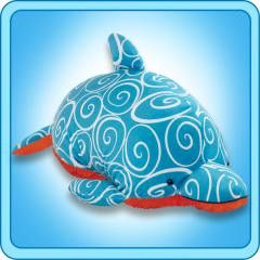 Swirly Dolphin | My Pillow Pets® Canada