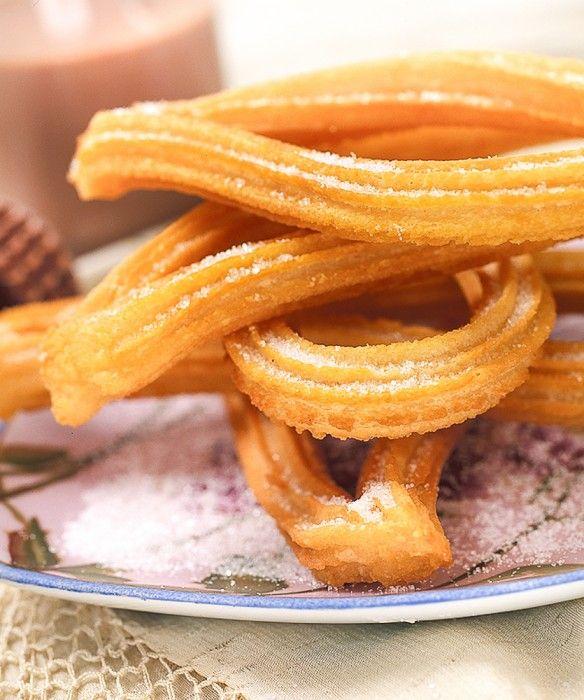 Los churros, esenciales en el recetario español - La Vida Sabe Mejor
