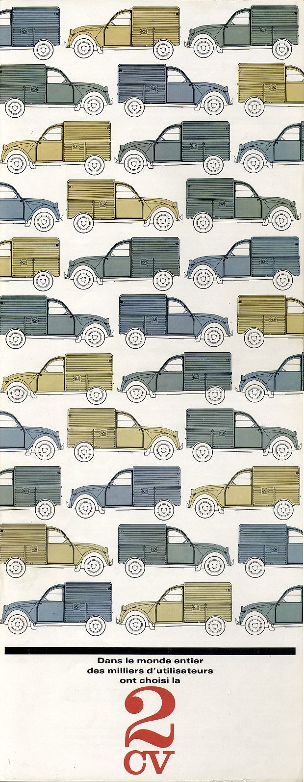 3212 best citroen images on pinterest car automobile and citron 2cv furgo 1963 vanachro Choice Image