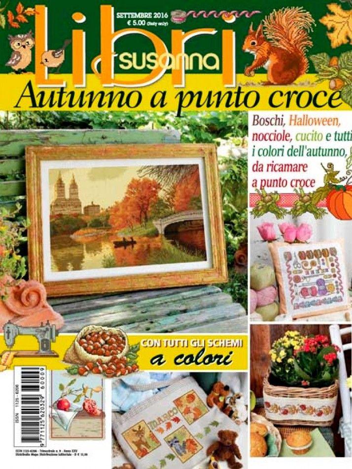LIBRI DI SUSANNA č. 9 - září 2016 - na www.finery.cz