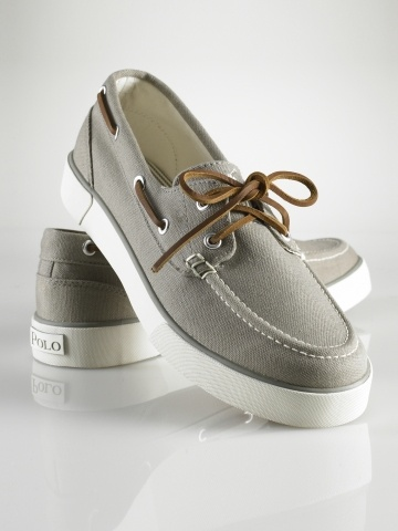 liking these better than the Sperries for men