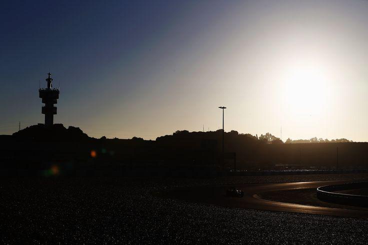 2014 Winter Test, Jerez, Spain #STR9 #GOTOROROSSO #JEREZ #F1