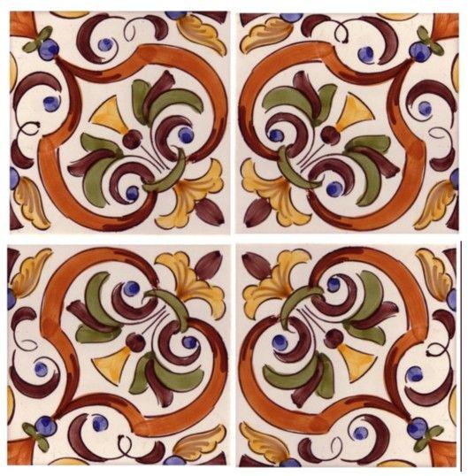 Alicia Portuguese tile - Sintra tile