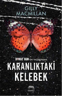 Karanlıktaki Kelebek - Gilly Macmillan - PDF ve EPUB İndir - Kitapindir.in - E KİTAP İNDİR