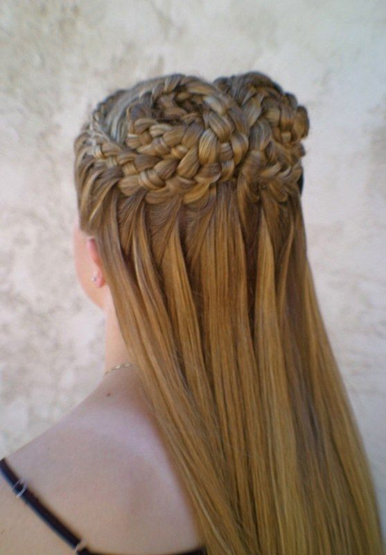 119 Best Complicated Formal Hairstyles Images On Pinterest