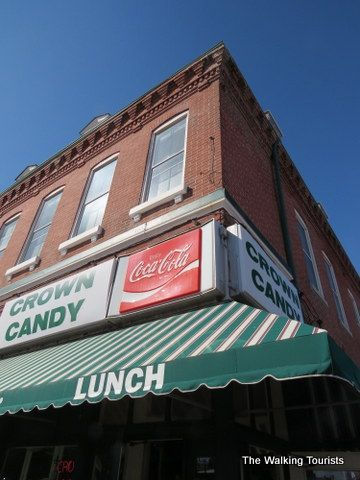 Crown Candy Kitchen in St. Louis - Expect a wait to dine at St. Louis' oldest soda fountain
