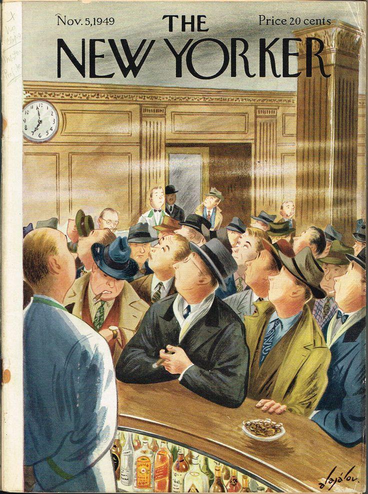 The New Yorker Nov. 5, 1949