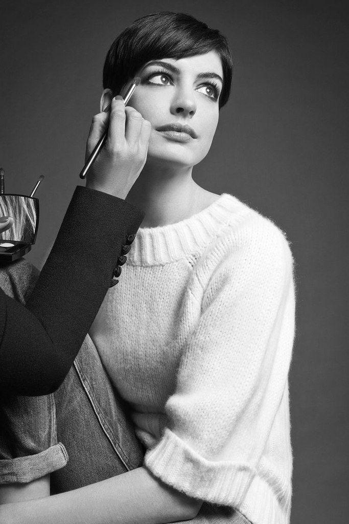 ah_pretty_woman: Энн Хэтэуэй для The Hollywood Reporter Photoshoot