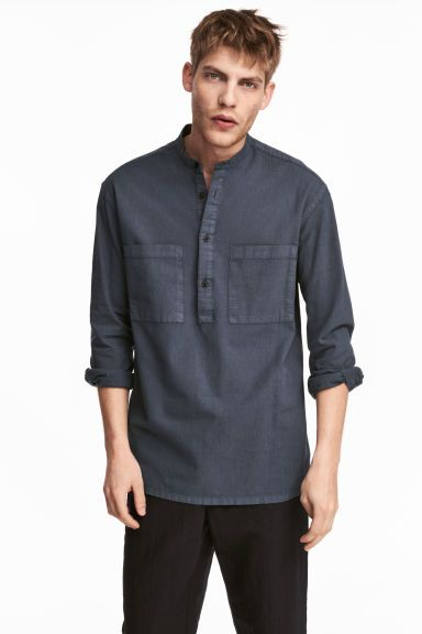Chemise Relaxed fit Modèle