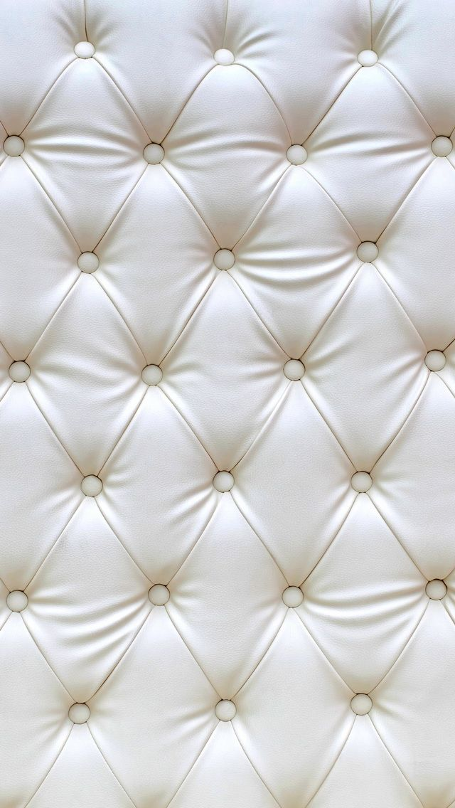 White Leather iPhone 5 Wallpaper (640x1136)