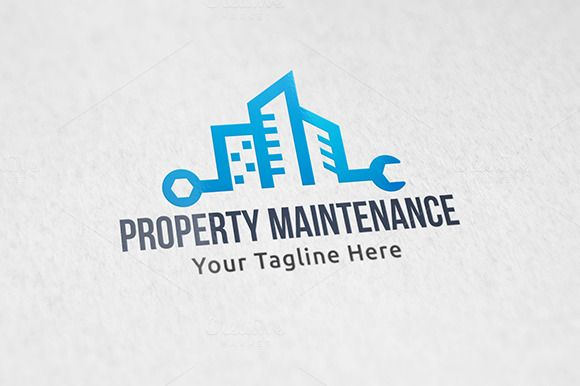 Property Maintenance by Martin-Jamez on @creativemarket