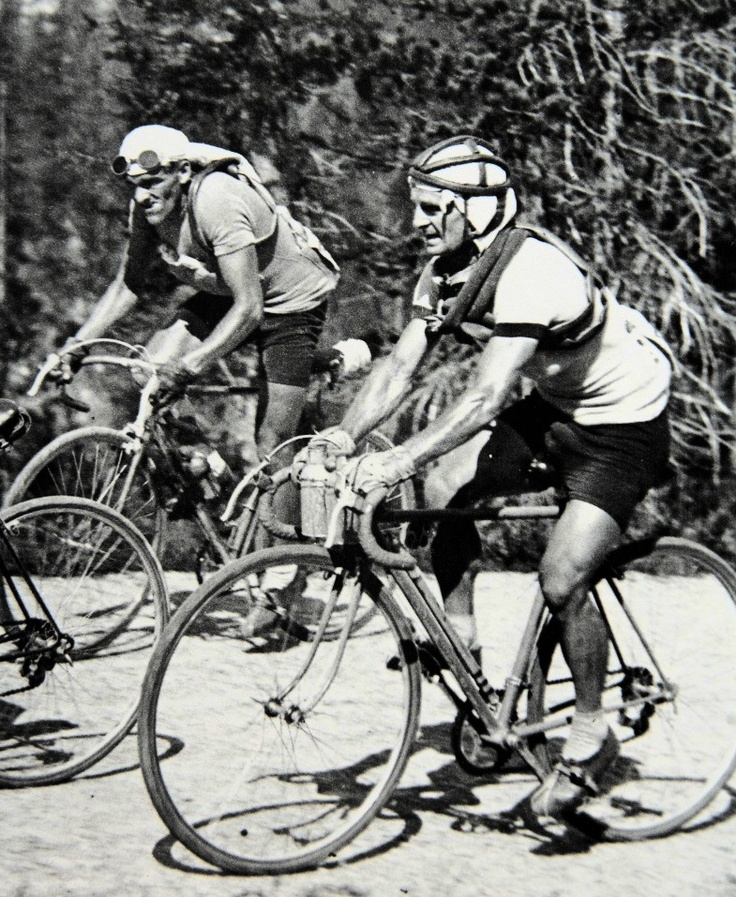 .....The History Of TdF - feeling the heat!