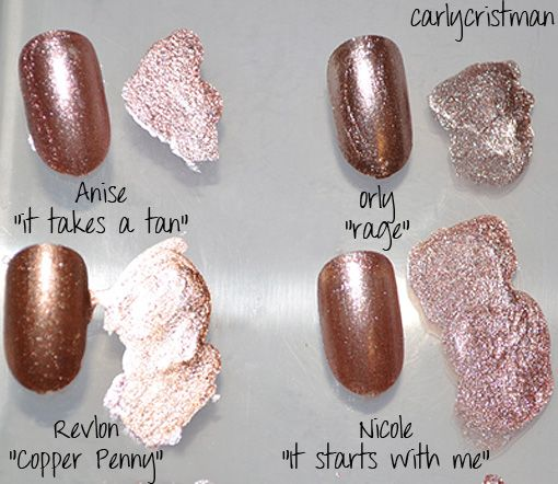 75 Best Nail Swatches Images On Pinterest