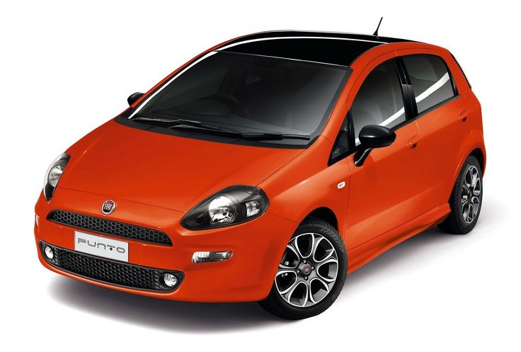 2013 #Fiat Punto Sporting (UK Market)