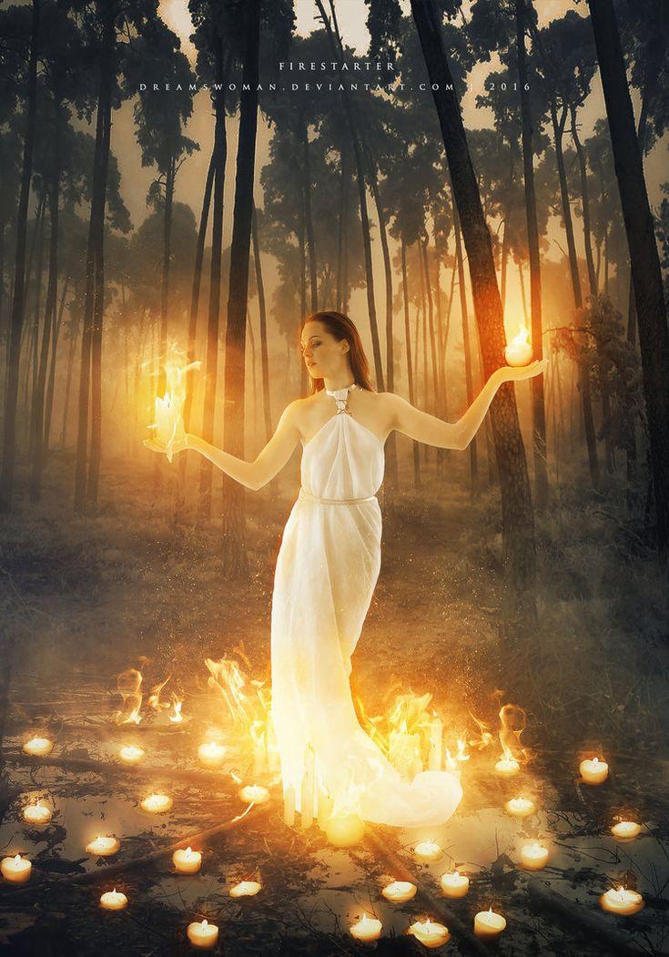Firestarter by dreamswoman on DeviantArt