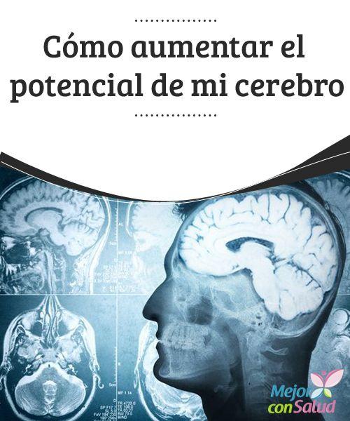 Cómo aumentar el potencial de mi cerebro   La buena noticia es que reside en nosotros la posibilidad de aumentar el potencial del cerebro. ¿Te gustaría saber cómo? En este post te lo contamos.