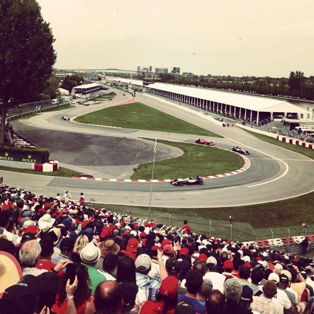 Thanks, Canada! #CanadianGP #GPCanada #BonjourF1 #F1 #Formula1