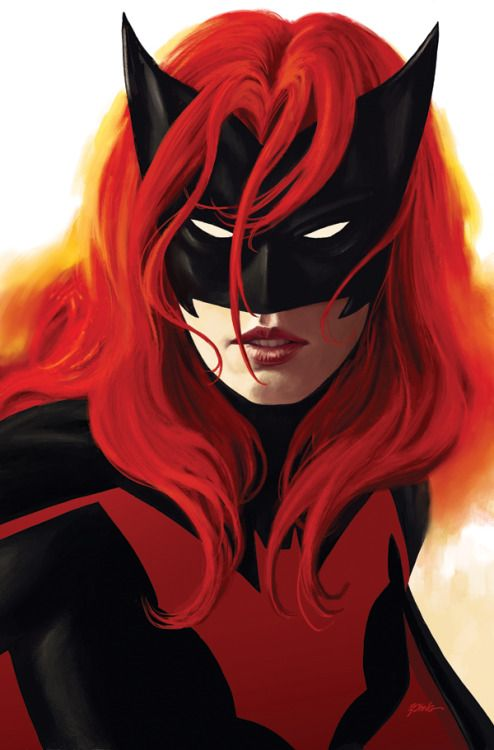 As announced today at NYCC, I'm going to be back at DC after 16 years(!) to draw some Batwoman comics - http://www.hollywoodreporter.com/heat-vision/batwoman-get-new-ongoing-comic-935670?sf38024679=1