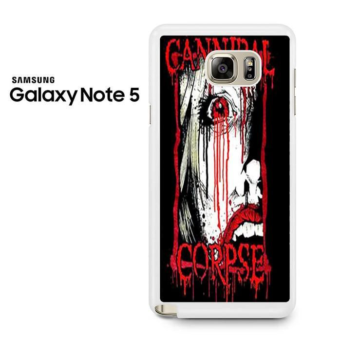 Cannibal Corpse Samsung Galaxy Note 5 Case