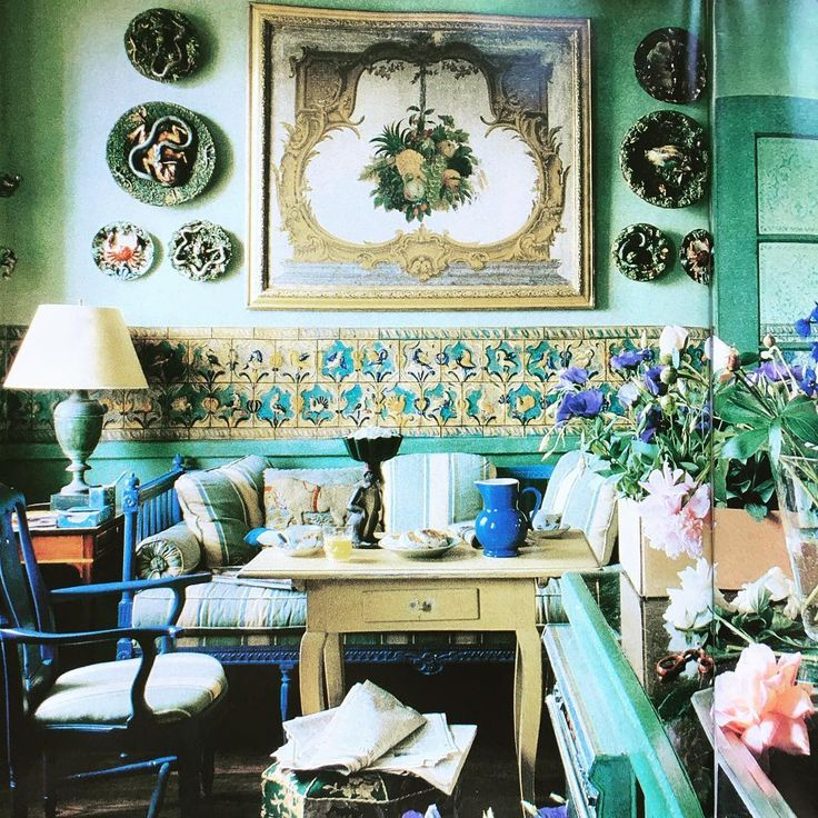 2293 Best Images About Beautiful Interiors On Pinterest Blue And White Foyers And Foo Dog