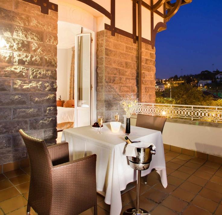 Villa Deluxe Room Of The Soro Hotel In San Sebastian Spain