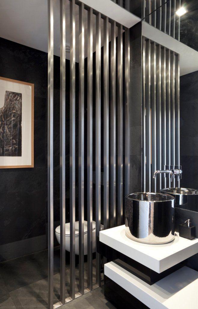 Moderne Badgestaltung, Moderne Bäder, Bad Schrank, Raumteiler, Pulver  Zimmer, Badezimmer Ideen, Wand Separator, Badezimmer, Architektur