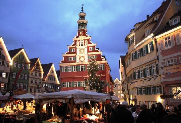 Esslingen Weihnachtsmarkt