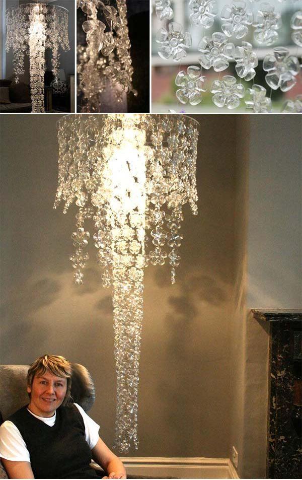 die besten 17 ideen zu selbstgemachte lampenschirme auf pinterest alte kopfkissen. Black Bedroom Furniture Sets. Home Design Ideas