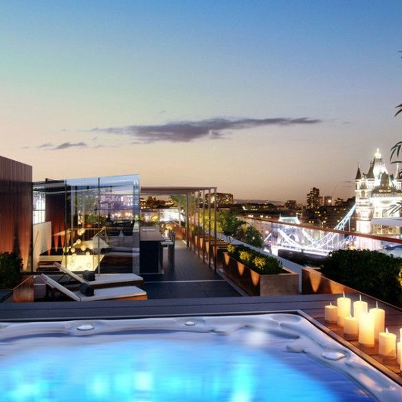 London Penthouses For Sale - Homes For Sale UK | Town & Country Magazine UK