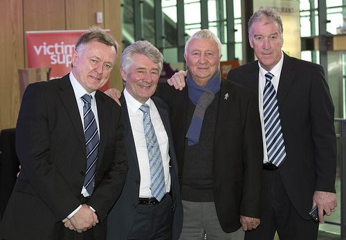 Peter Barnes, PCC Tony Lloyd, Mike Summerbee and Tommy Booth. A football match will be held on 10th May 2014 at Hyde FC, between a team of former Manchester City players and a combined team of local celebs, leading criminal justice and police staff and community volunteers. Both teams will be competing for the Linzi Ashton Memorial Cup, in honour of Linzi Ashton who lost her life to domestic violence homicide in 2013 following the injuries sustained from her physically abusive partner.
