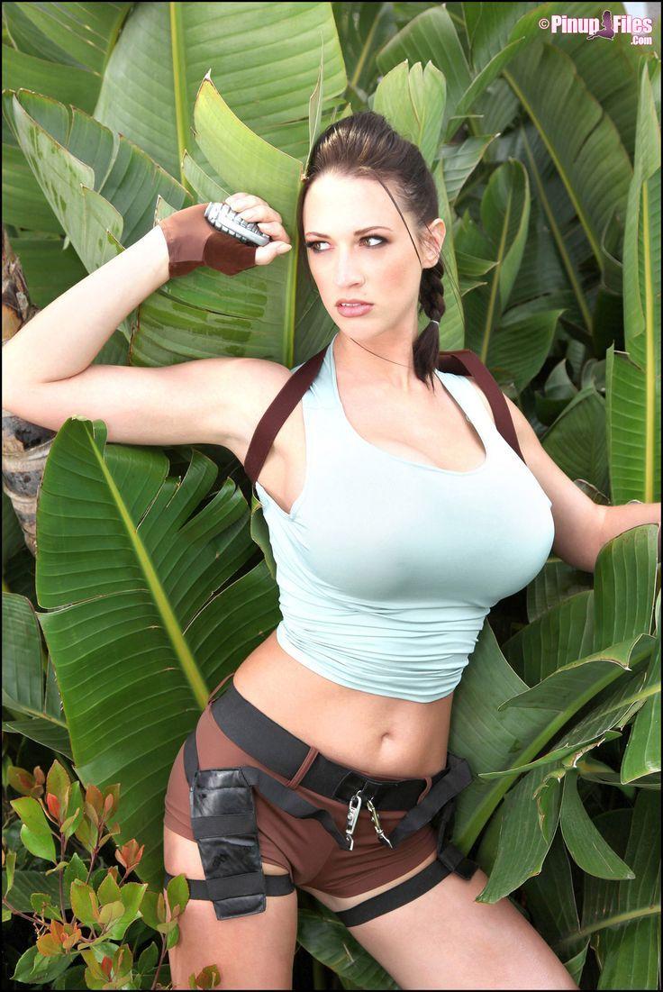 Lara croft gisela