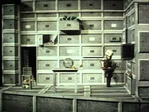 The Brothers Quay - The Cabinet of Jan Svankmajer [DivX].avi