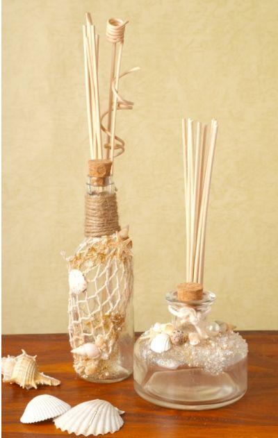 Handmade Bottle Decor