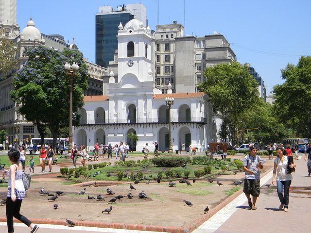 25 de Mayo: cumpleaños de Argentina
