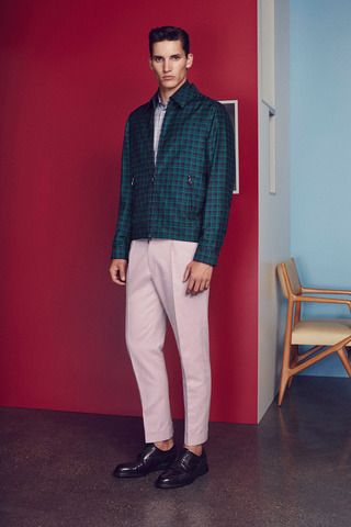 Brioni Spring 2015 Menswear Collection Slideshow on Style.com
